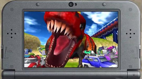 Fossil Fighters Frontier Nintendo 3ds Juegos Nintendo