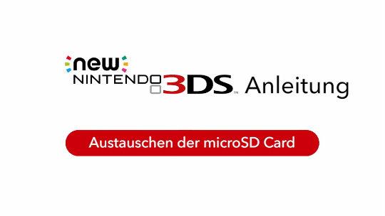 Nintendo 3ds Xl Sd Karte.Microsd Card New Nintendo 3ds