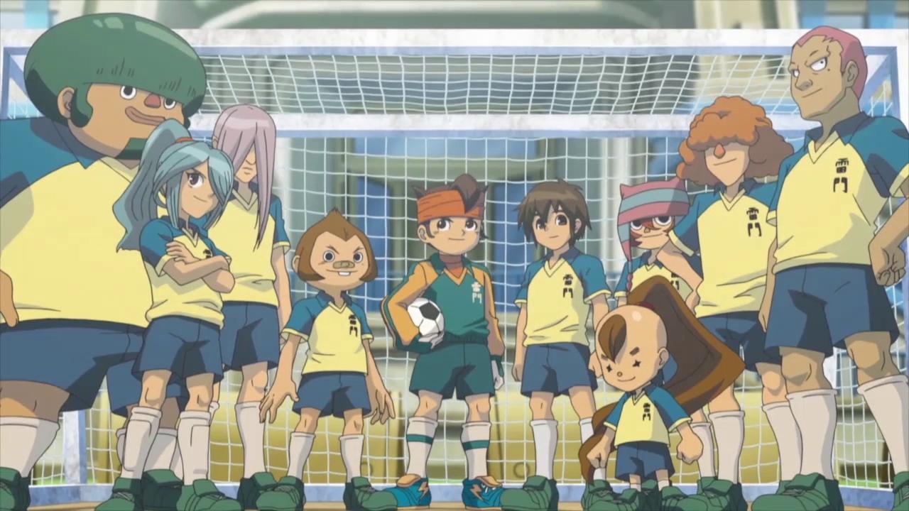 Inazuma Eleven Strikers - Super Onze - Episódio 01