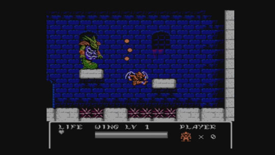 WiiUVC-Gargoyles-Quest-II-The-Demon-Darkness-Trailer-ALL