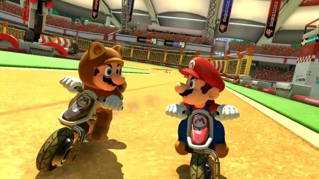 Mario Kart 8 Wii U Games Nintendo